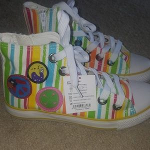Other - Colorful shoes, size 5.5 and 6